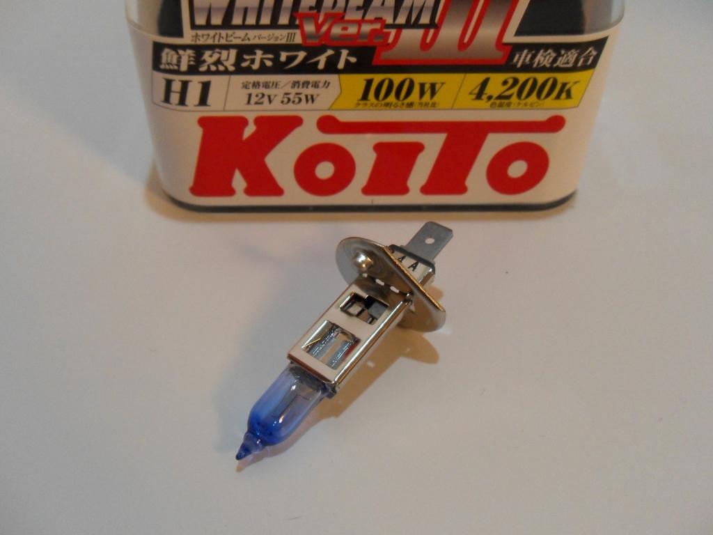 KOITO H1 12V 55W P14,5s 4200K (P0751W)