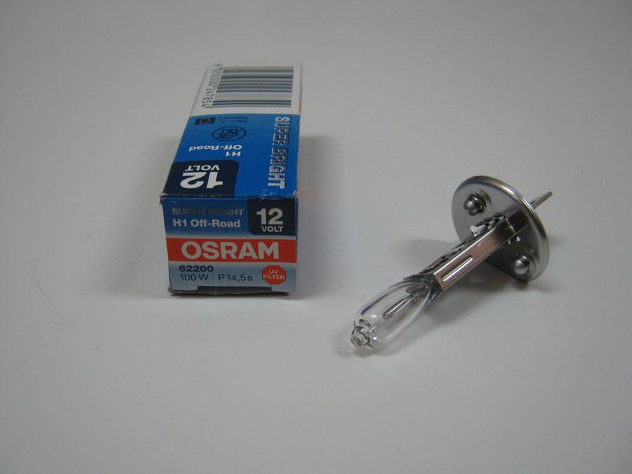 OSRAM H1 12V 100W P14,5s Off-Road (62200)