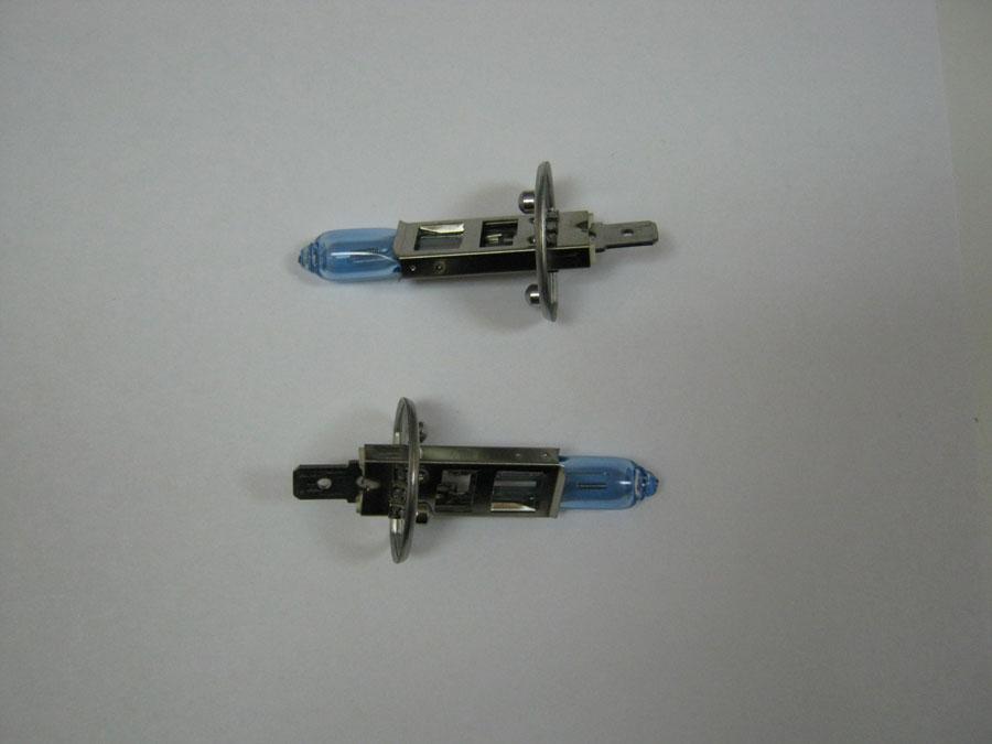 PHILIPS H1 12V 55W P14,5s +W5W Blue Vision Ultra (12258BVSM)