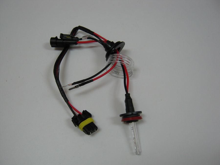 AMP-Автолампа H11 5000K Ксенон