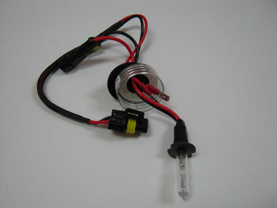 AMP-Автолампа H3 5000К Ксенон