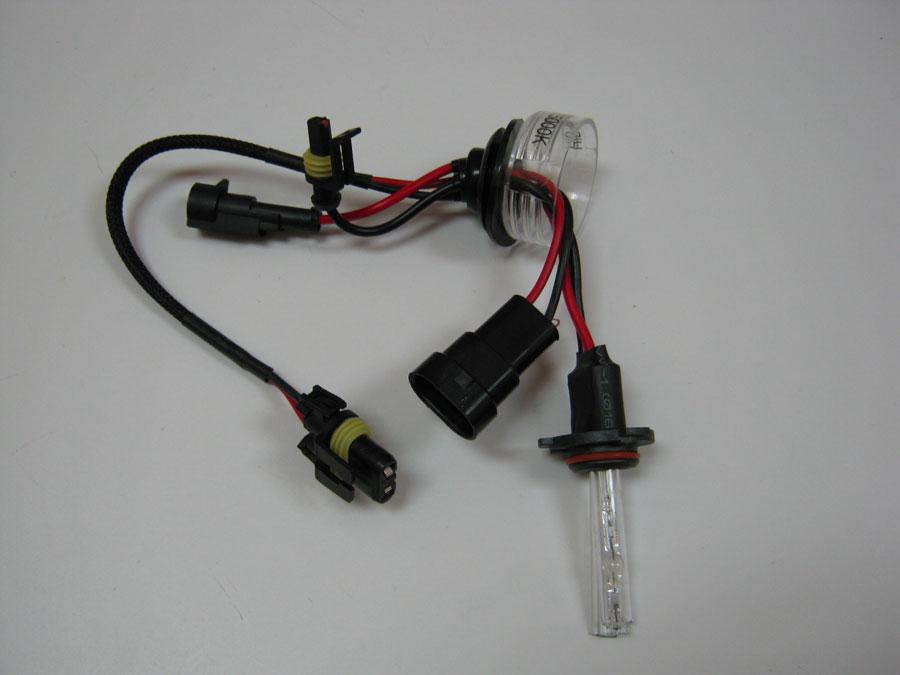 AMP-Автолампа HB3 (9005) 4300К Ксенон
