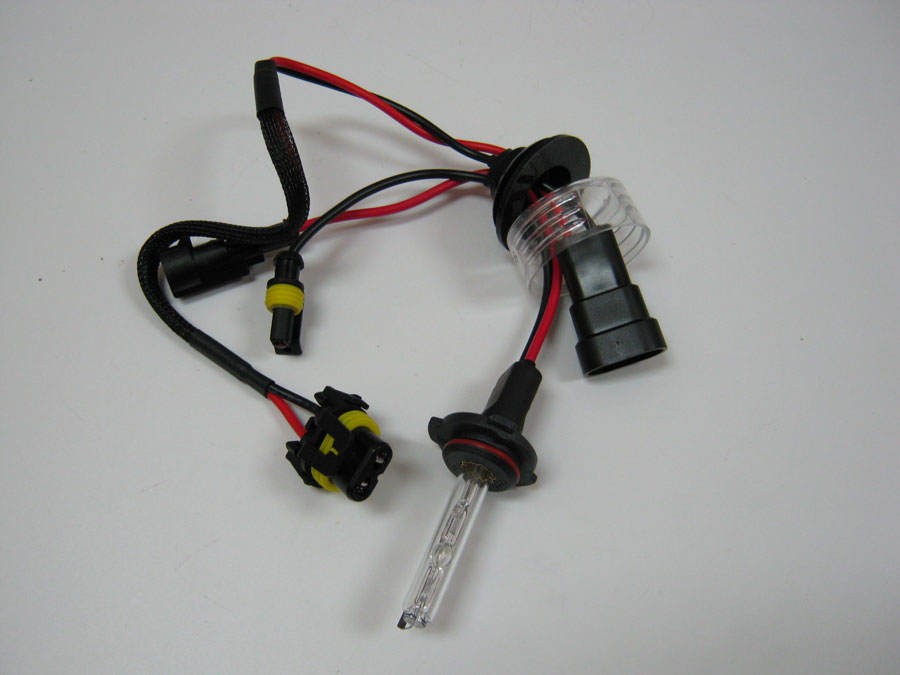AMP-Автолампа HB4 (9006) 4300K Ксенон