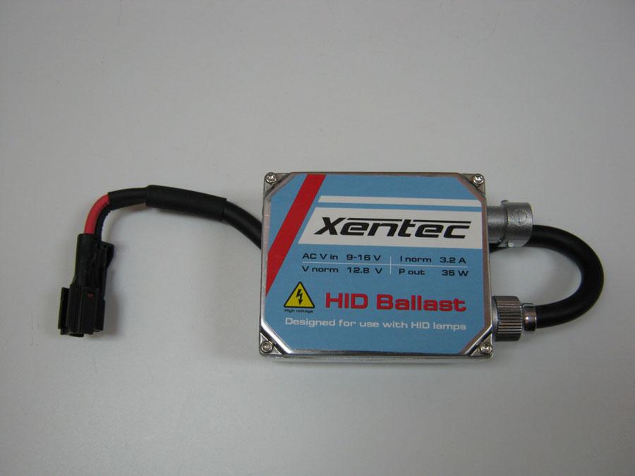 KET-Блок розжига Ксенона 9-16V Xentec (AC)
