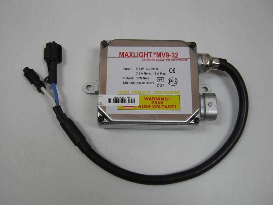 KET-Блок розжига Ксенона 9-32V MaxLight (AC)