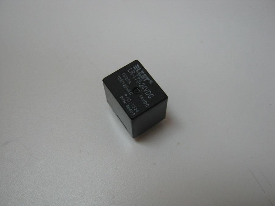 DC 24V 20A 5pin T78 LR-24VDC (15,7x12,3x14,0) ELZET (одна переключающая группа)