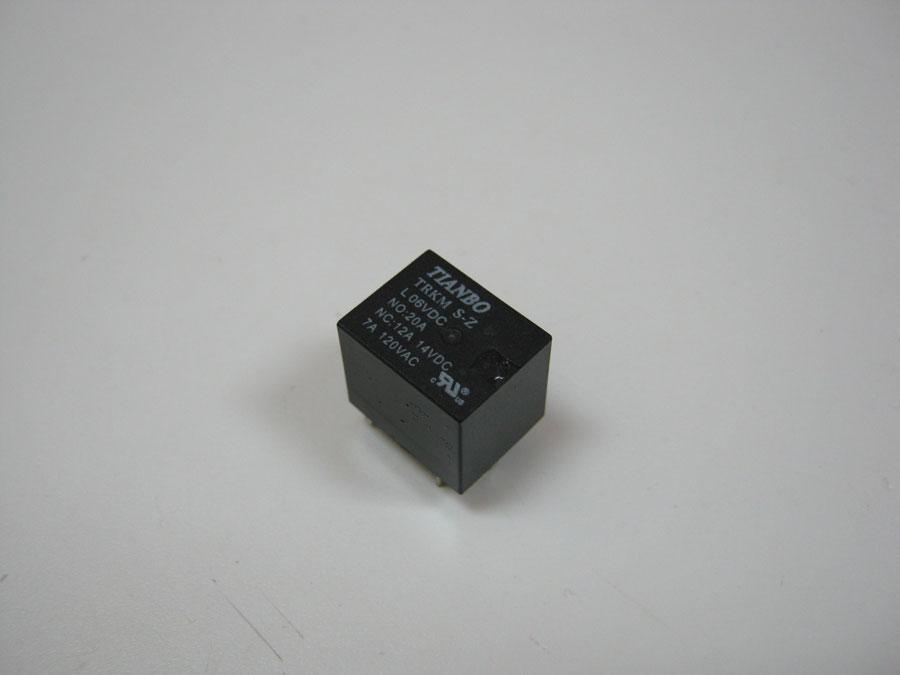 DC 5V 20/12A 5pin TRKM S-Z L 05VDC (15,7x12,3x14,0) TIANBO (1 переключающая группа)