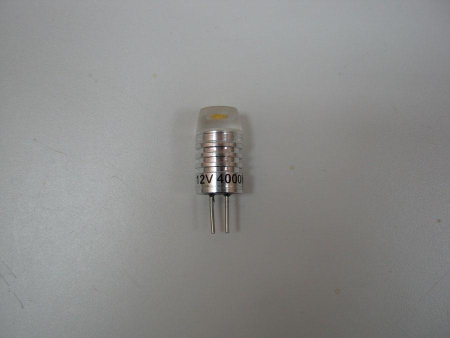 Лампа светодиодная 12V G4 1,5W/белая LUNA