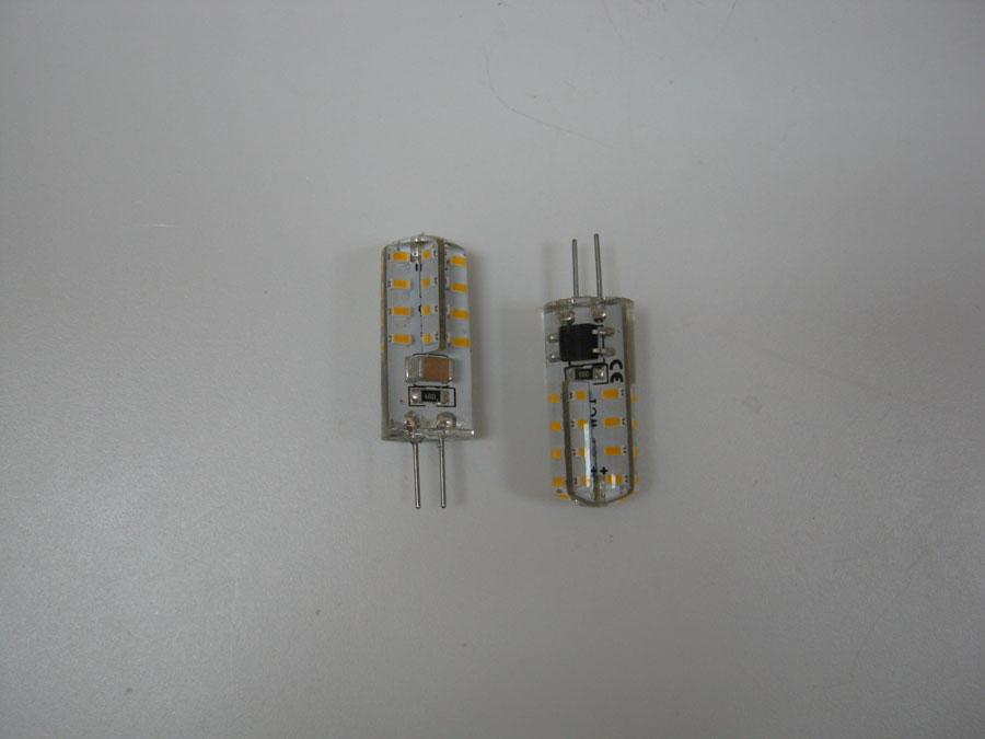 Лампа светодиодная 220V G4 32 SMD 3014 - WarmWhite