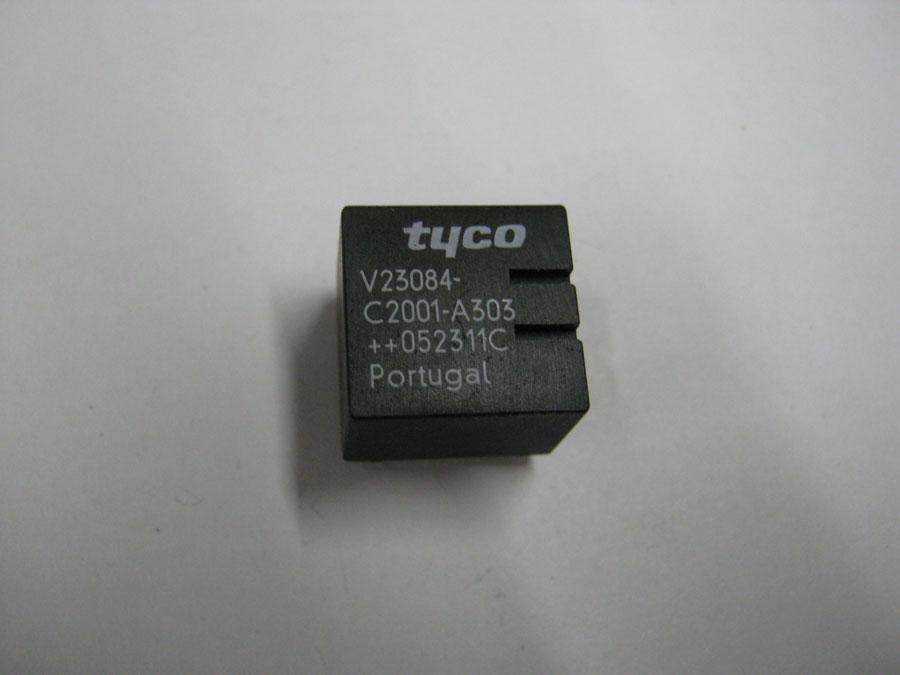 DC 12V 10pin V23084-C2001-A303 (17,5х16,8х13)