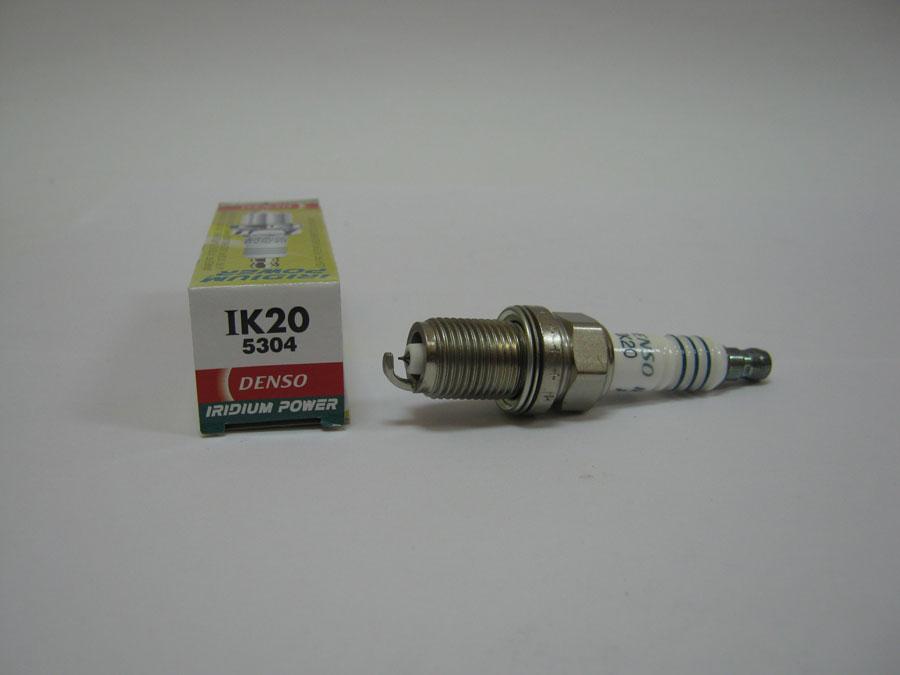 Свеча зажигания IK20 DENSO IRIDIUM (5304)