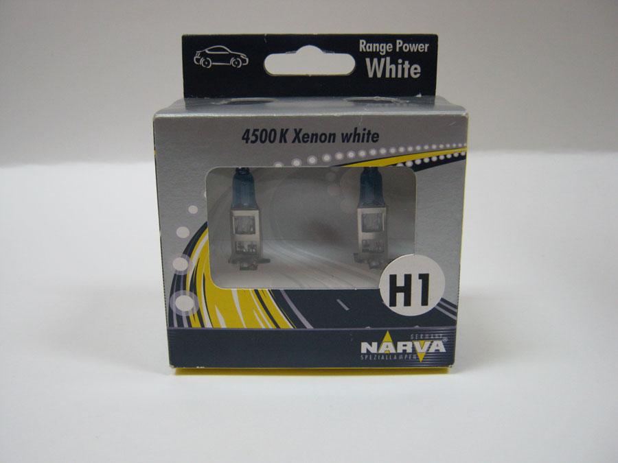 NARVA H1 12V 55W P14,5s RPW 4500K (48641)