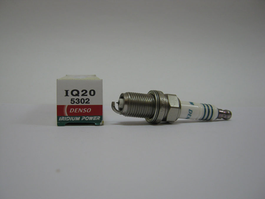 Свеча зажигания IQ20 DENSO IRIDIUM POWER (5302)