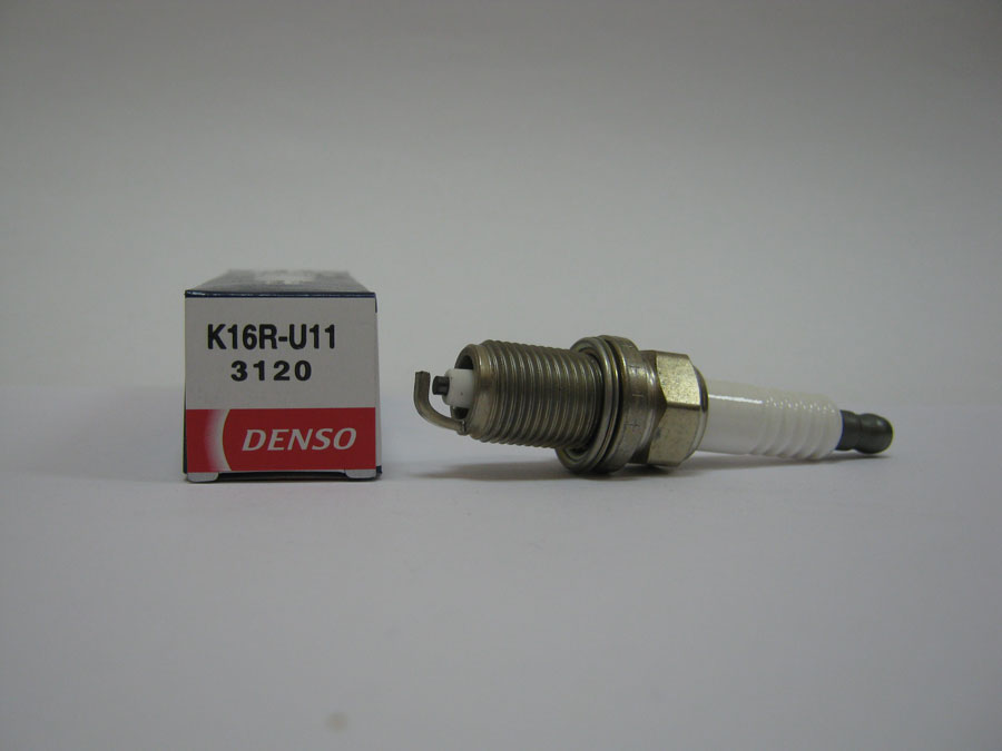 Свеча зажигания K16R-U11 DENSO (3120)