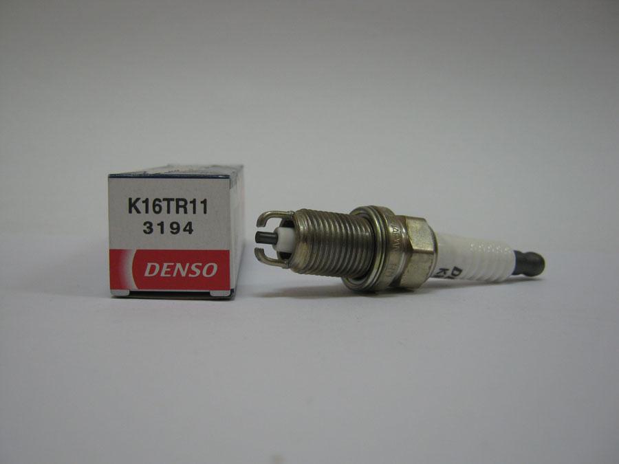 Свеча зажигания K16TR11 DENSO (3194)