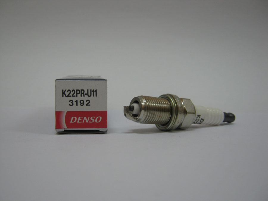 Свеча зажигания K22PR-U11 DENSO (3192)