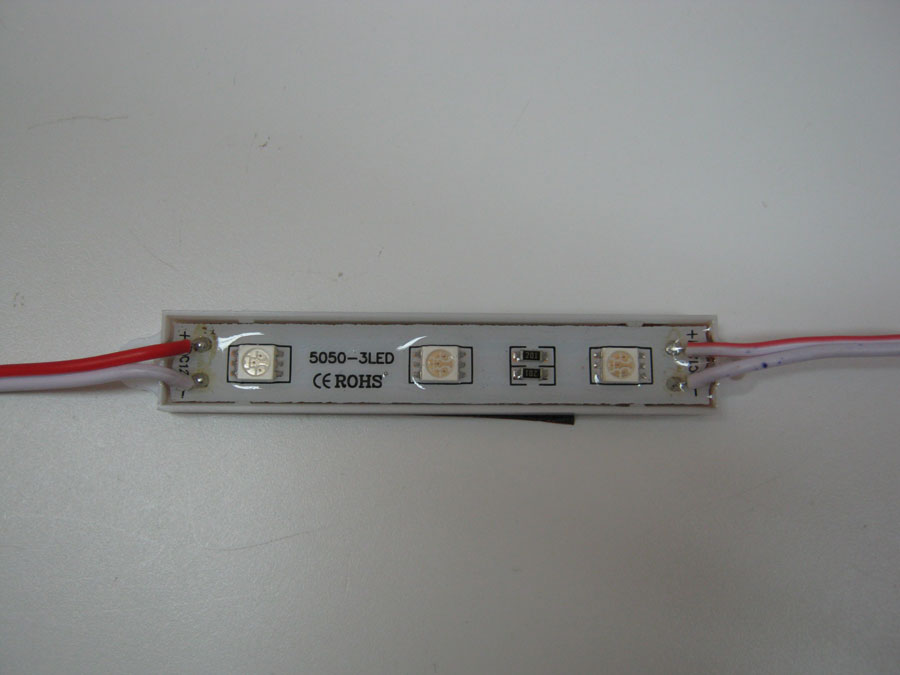 LED LINE 12V 5050-L3-Red-IP68
