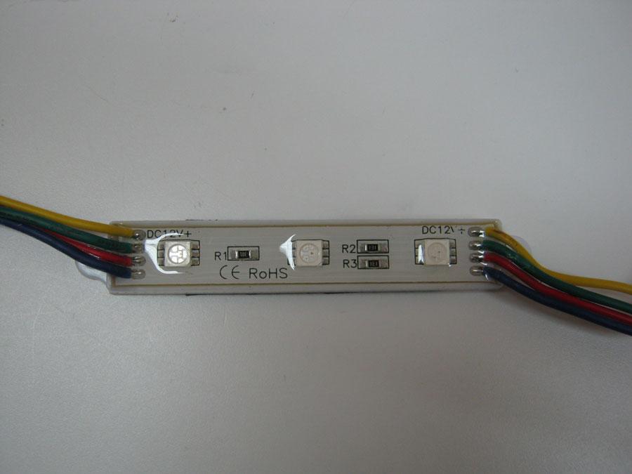 LED LINE 12V 5050-L3-RGB-IP68