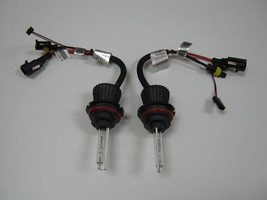 AMP-Автолампа HB5 (9007) 5000К Биксенон